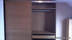 Sliding Doors Interior Ikea Ikea Pax Malm Sliding Door Wardrobe Design With Interior Chest Of