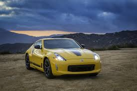nissan 370z top speed mph nissan breathes new life into 370z with heritage edition