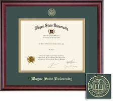 michigan state diploma frame diploma frames wayne state bookstore