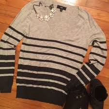 supply co sweaters 20 mossimo supply co sweaters nwot striped sweater