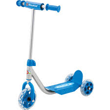 razor jr 3 wheel lil u0027 kick scooter walmart com