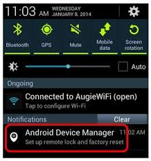 android device manager what to do if your cell phone or tablet is lost or stolen