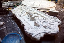 luxury architectural ornaments or plaster mouldings from the shop