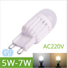 Dimmable G9 Led Light Bulbs by Discount G9 Led 7w Dimmable 2017 G9 Led 7w Dimmable On Sale At