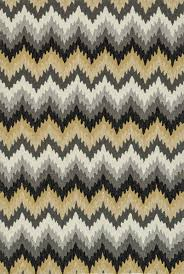Francesca Rugs Multi Color Chevron Rug Rugs Ideas