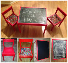 Ikea Childrens Table And Chairs by The Everyday Momma Ikea Latt Children U0027s Table Makeover