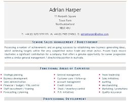 Uk Resume Example by Free Cv Samples