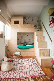 Best Kids Rooms Bunk Beds BuiltIns Images On Pinterest - Kids room bunk beds