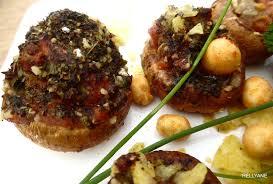 cuisiner à la plancha gaz chignons farcis à la viande sauce tomate cuisson à la plancha à