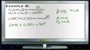 deductive reasoning examples basic geometry concepts youtube