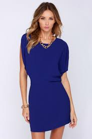 dress blue blue dress casual dress cold shoulder dress 63 00