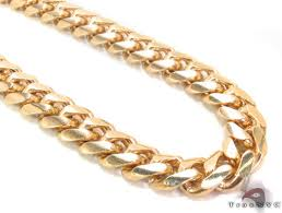 mens cuban link necklace images 14k gold cuban chain 26 inches 10mm mens gold yellow gold 14k jpg