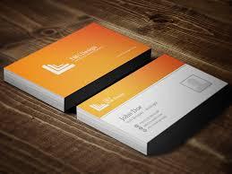 Designing Business Cards In Illustrator 10 Best Modern Business Cards U0026 Business Card Templates 2013