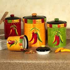 canisters kitchen decor 255 best kitchen canisters images on kitchen canisters