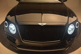 2018 bentley bentayga black edition stock b1263 for sale near