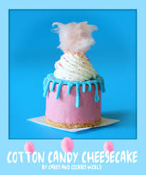 cotton candy week cakes u0026 cookies world