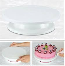 rotating cake stand cake decorating tools 28cm rotating cake stand sugarcraft