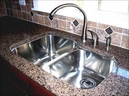 kitchen stainless steel farmhouse sink ikea shower heads kohler