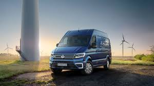 volkswagen crafter 2017 interior vw e crafter concept arrives in 2017 with 124 mile range