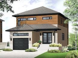 modern 2 story house plans modern 2 story house modern house plan mid century modern 2 story