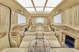 luxury mercedes van klassen mercedes benz v class business luxury office van