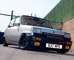 renault hatchback from the 1980s retro ride renault 5 turbo drive my blogs drive