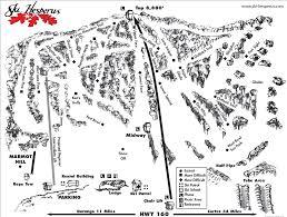 Ski Resorts Colorado Map by Ski Hesperus Colorado Ski Areas