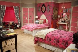 Pink And Black Bedrooms Steal Lexi U0027s Pink And Black Bedroom From U0027a N T Farm U0027 M Magazine