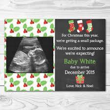 christmas pregnancy announcement christmas pregnancy announcement card pregnancy reveal with