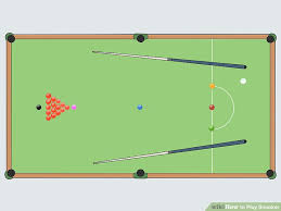 3 ways to play snooker wikihow