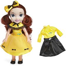 wiggles costume for toddlers the wiggles emma ballerina dress up doll big w