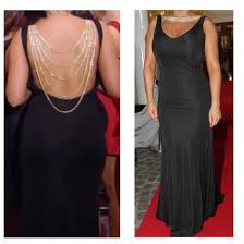 back necklace gold images Jewels necklace back backdrop necklace gold diamonds wheretoget jpg