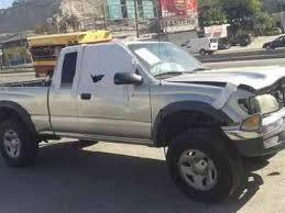 partes para toyota tacoma toyota tacoma en méxico en vehículos usados y nuevos en venta de