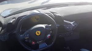 ferrari front png monte carlo monaco april 22 2017 inside the ferrari 458