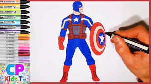 captain america coloring pages part 8 captain america coloring