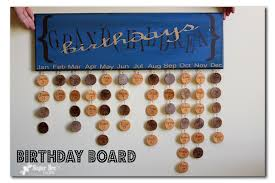birthday board birthday board sugar bee crafts