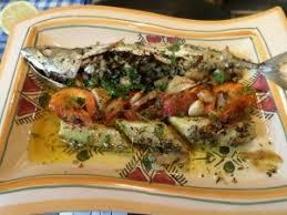 comment cuisiner le maquereau frais petit maquereau frais farci aux crevettes roses comida francesa