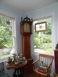 cool house clocks german grandfather clock possibly 17th century antique