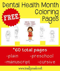 83 best homeschool dental health month images on pinterest