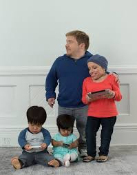 jennifer arnold on the little couples hair style the little couple s jen bill s family easter episode recap