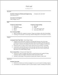 Non Technical Skills Resume G Technology