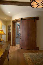 Sliding Barn Style Doors For Interior by Curved Barn Door Interiors U2013good For A Play Room Or Office Door