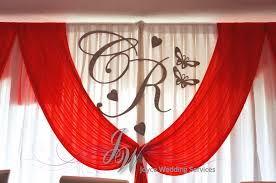 wedding backdrop name design backdrop drapery initial silver weddingparty weddingday