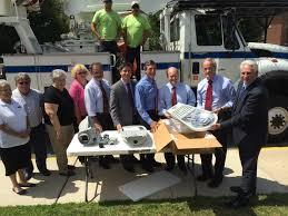 senators join usda rural development to announce energy saving