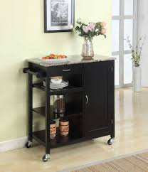 Distressed Black Kitchen Island by Black Kitchen Pantry Storage Outofhome