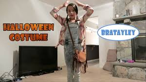 Halloween Usa Costumes Locations Annie U0027s Halloween Costume Reveal Wk 246 7 Bratayley Youtube