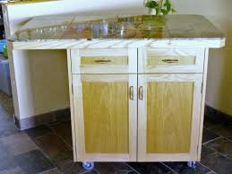 Custom Made Kitchen Islands by Custom Rolling Kitchen Island By Accent Products Company