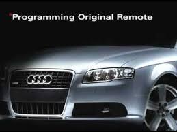 audi q5 garage door opener program your garage door with audi homelink audi mission viejo