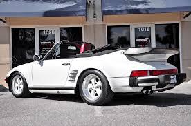 porsche 930 turbo flatnose 1987 porsche 911 930 turbo cabriolet slant nose carrera turbo