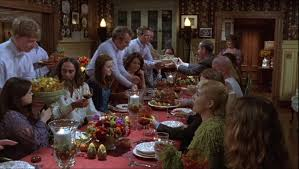 churchill thanksgiving dinnerware a very gilmore thanksgiving season 6 episode 10 churchill pink